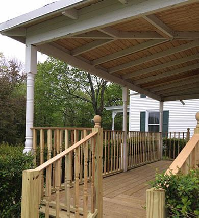 Deck Installation Glastonbury CT